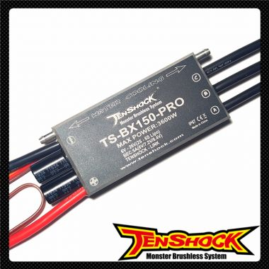 NEW BX150 PRO BRUSHLESS ELECTRONIC CONTROLLER