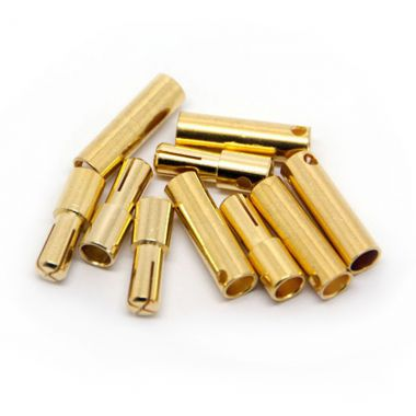 4.0mm golden connector