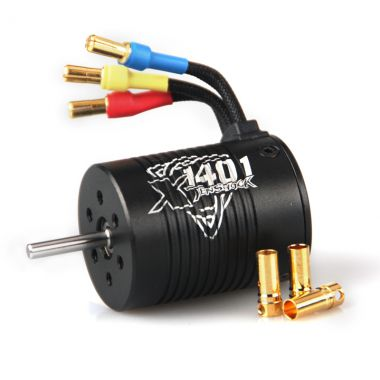 TS-X1401 4 pole brushless motor